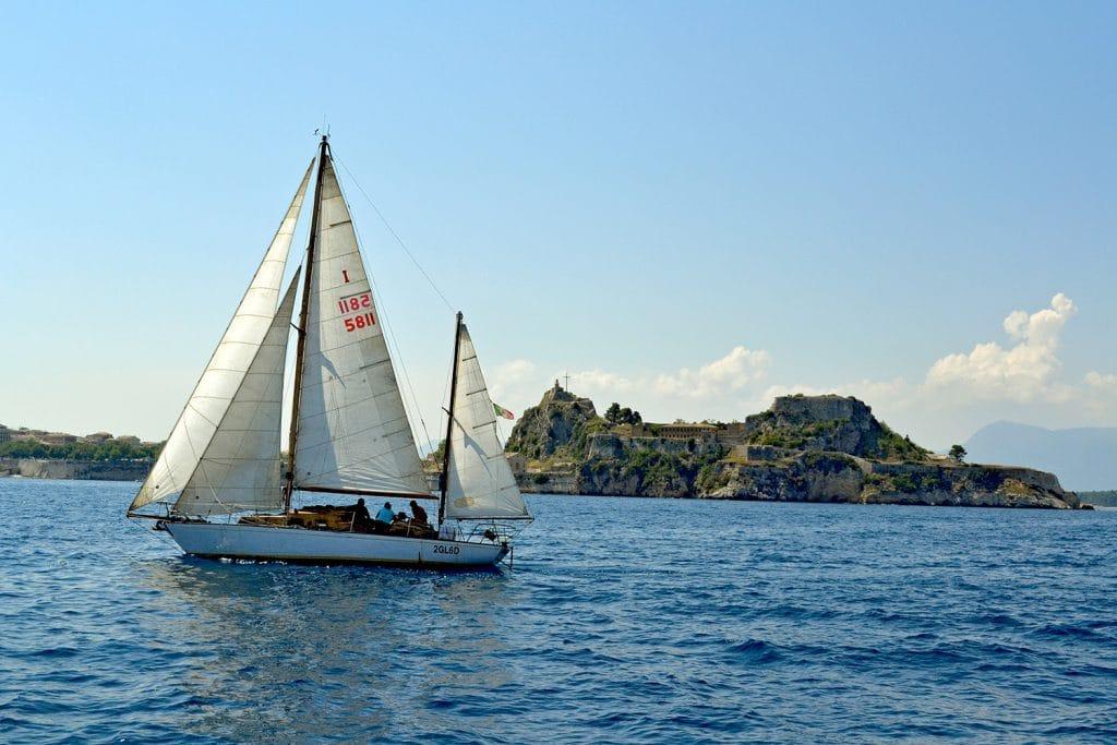 vakantie naar Griekenland zeilen boot varen tips