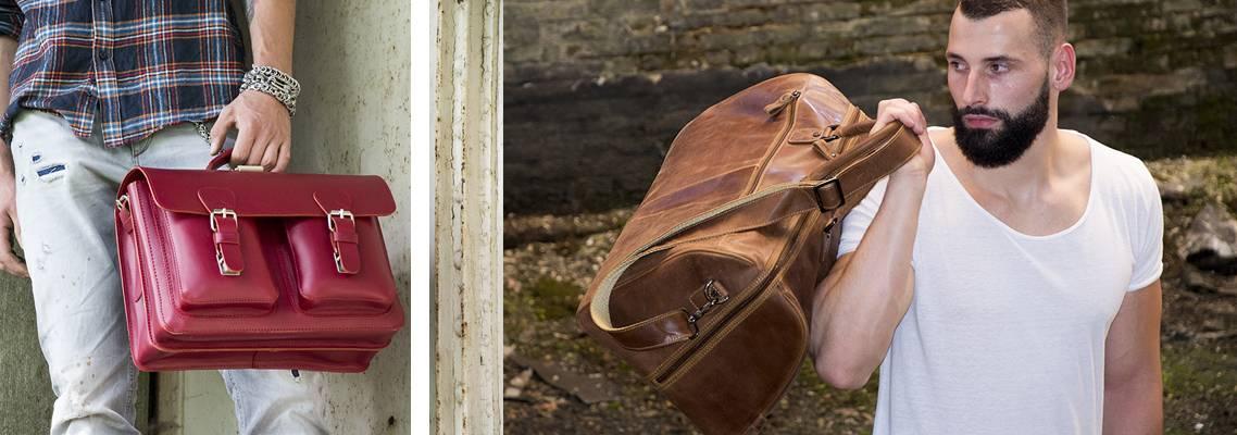 Tassen Mannen : Urban bozz tassen voor mannen mannenstyle