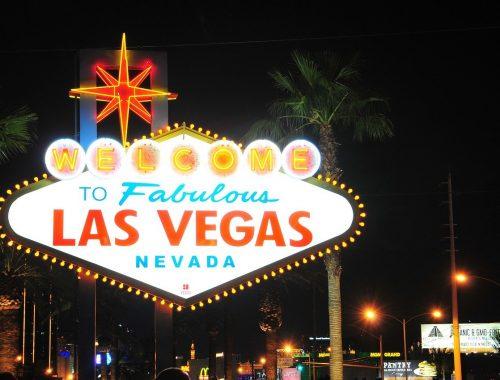 vakantie reizen gokken gokje las vegas