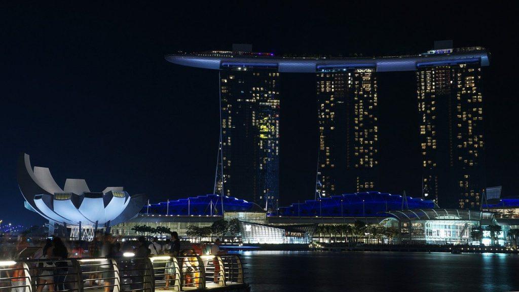vakantie reizen gokken gokje singapore