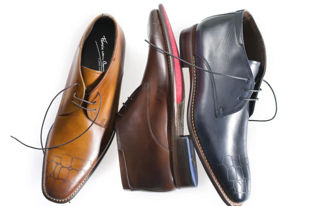 Nederlandse schoenenmerken: Van Bommel v. Van Lier : MANNENSTYLE