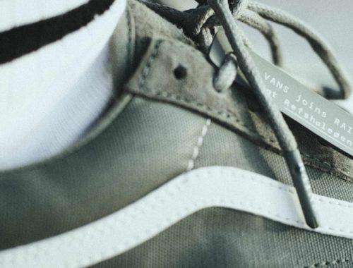 Vans & RAINS sneakers
