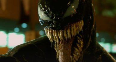 Venom trailer Tom HArdy marvel