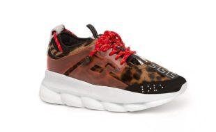 De Versace Chain Reaction Sneaker release date