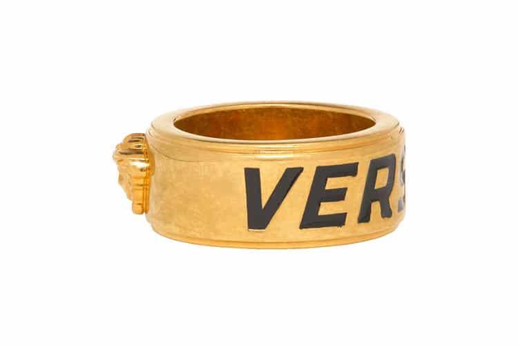Versace Medusa Ringen FW19 Collectie
