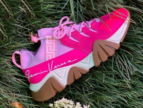 Versace SS20 sneakers