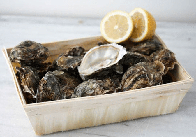 vessel kitchen bar oesters Nationale Oesterdag