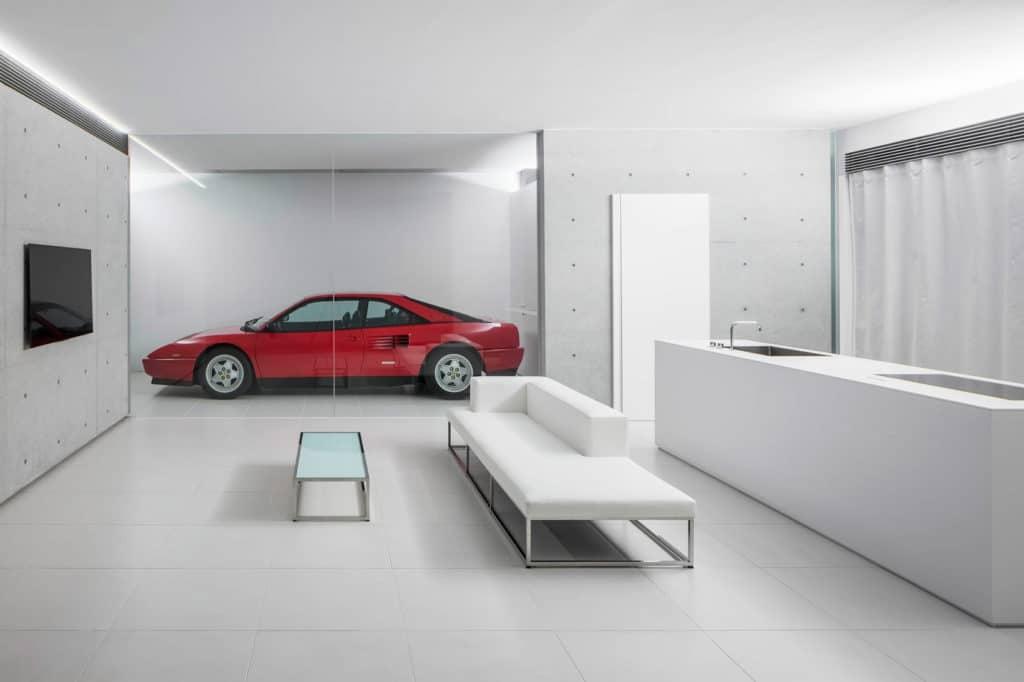 Droomhuis wooninspiratie en interieur met japans minimalisme