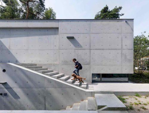 House Zeist villa Bedaux de Brouwer