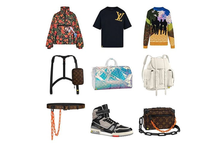 Louis Vuitton SS19 Virgil Abloh