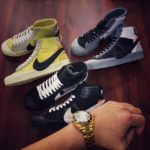 Nieuwe kleuren Off-White x Nike Blazer by Virgil Abloh