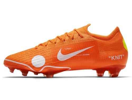 Virgil Abloh x Nike Mercurial 12 Elite voetbalschoenen