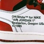Verkooppunten Off-White x Nike 'The Ten' in Nederland & België