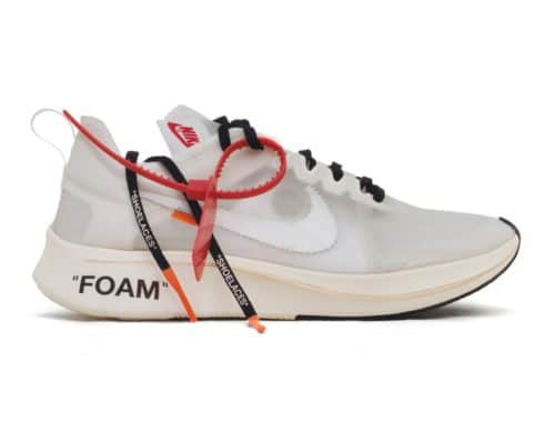 Virgil Abloh x Nike Zoom Fly Tulip Pink
