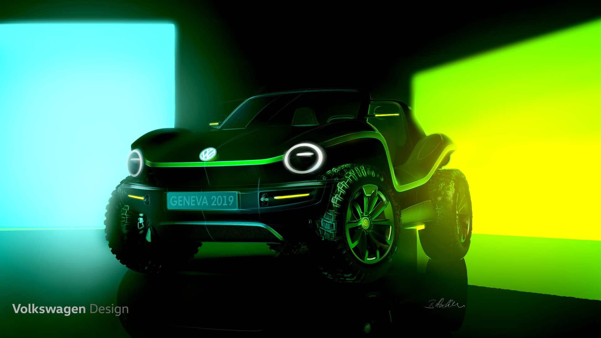 Volkswagen Buddy