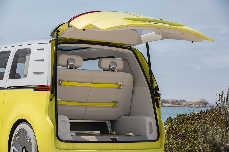 Volkswagen Elektrische Bus - Volkswag I.D. Buzz