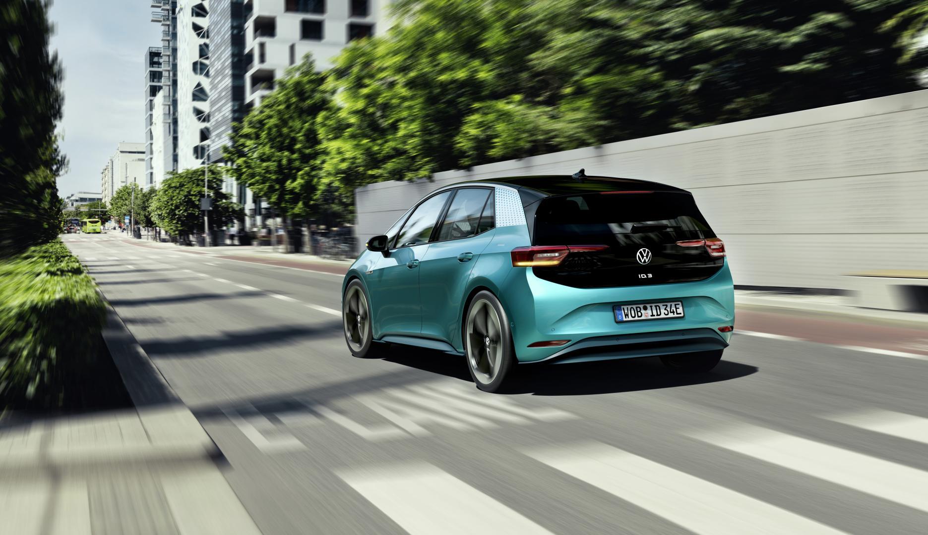 elektrische Volkswagen ID.3