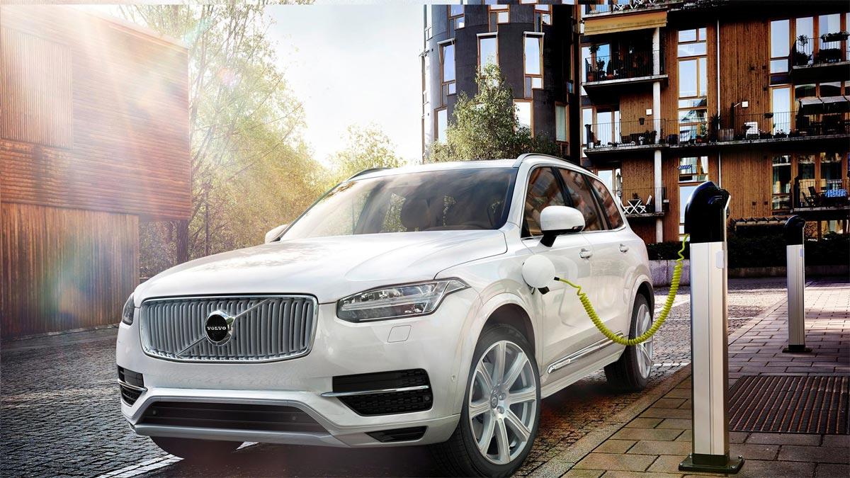 Elke Nieuwe Volvo Auto Krijgt V A 2019 Elektrische Motor Mannenstyle
