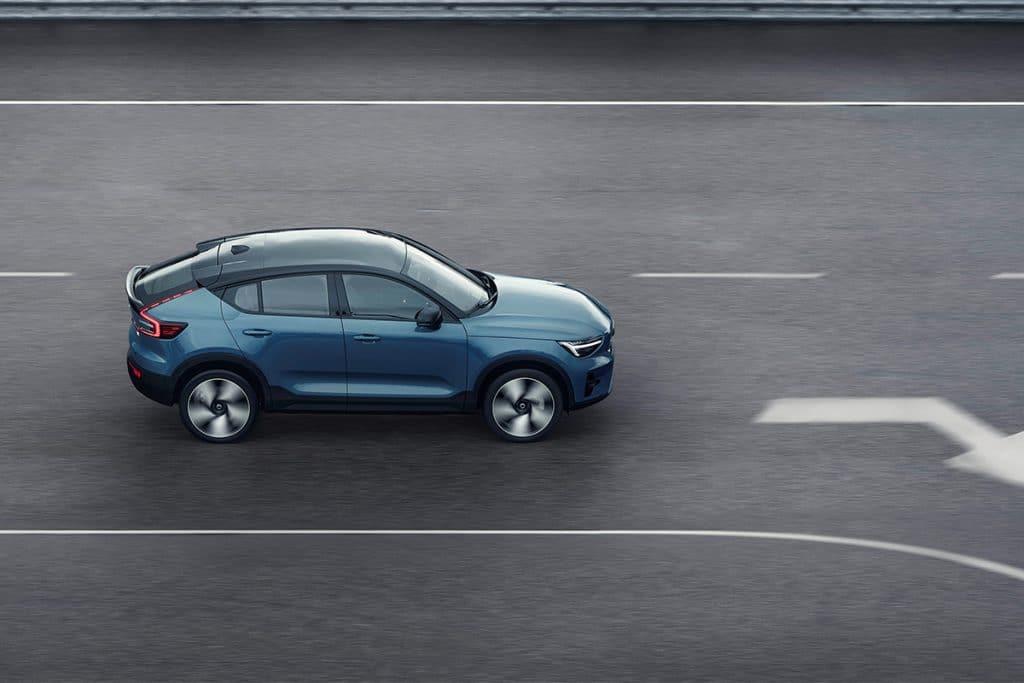 Volvo C40 Recharge Volledig elektrische SUV