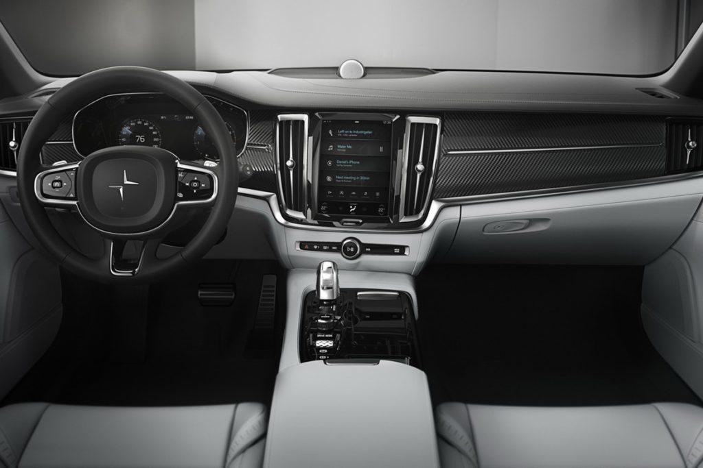 Volvo Polestar 1 Hybrid