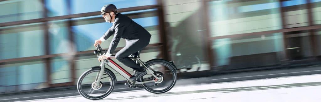 voordelen elektrische fiets e-bike