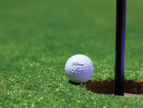waarom golf