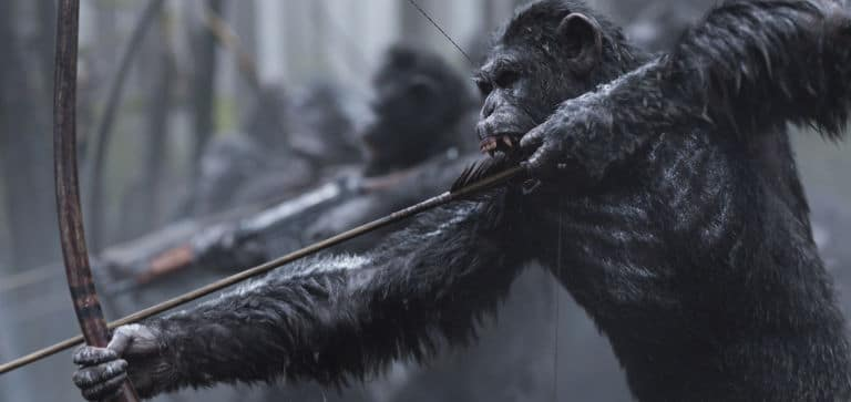 War for the Planet of the Apes bioscoop