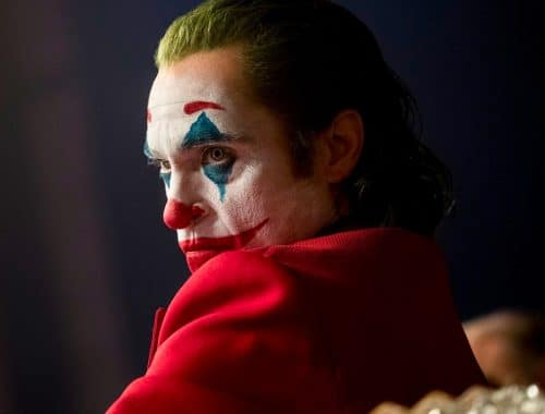 Joaquin Phoenix $50 miljoen Joker Trilogie