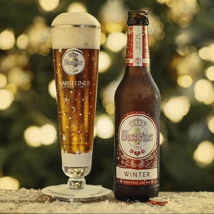 Warsteiner Winter Bier