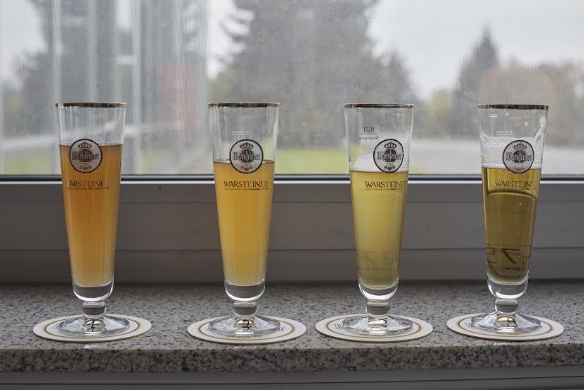 Warsteiner Brouwerij tour