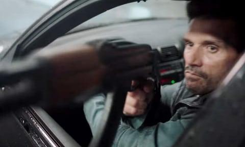 Wheelman trailer Netflix film