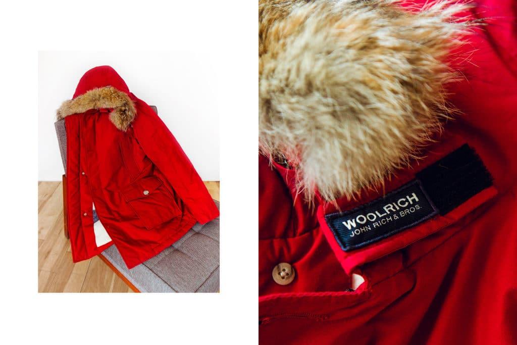 woolrich jas feyenoord