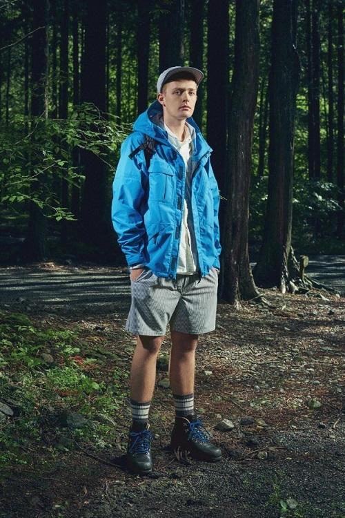 "Woolrich SS19 ""Forest"" Lookbook"
