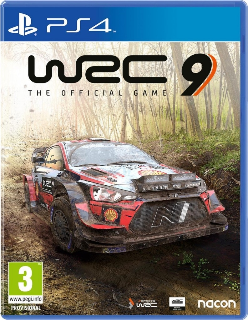 wrc 9 game winnen