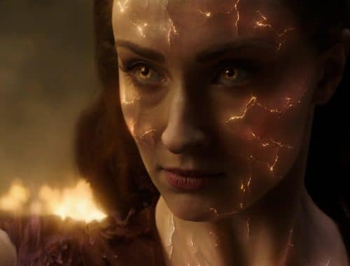 X-Men: Dark Phoenix trailer Jean Grey