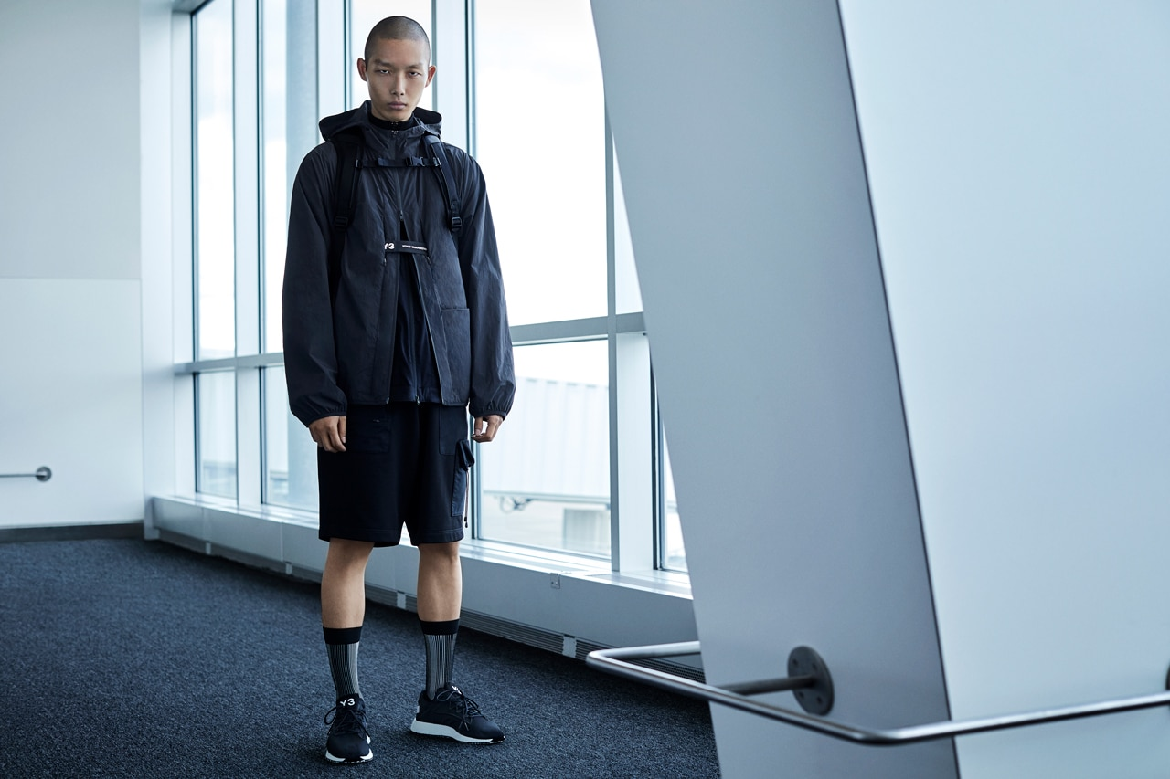 Y-3 SS20 capsulecollectie
