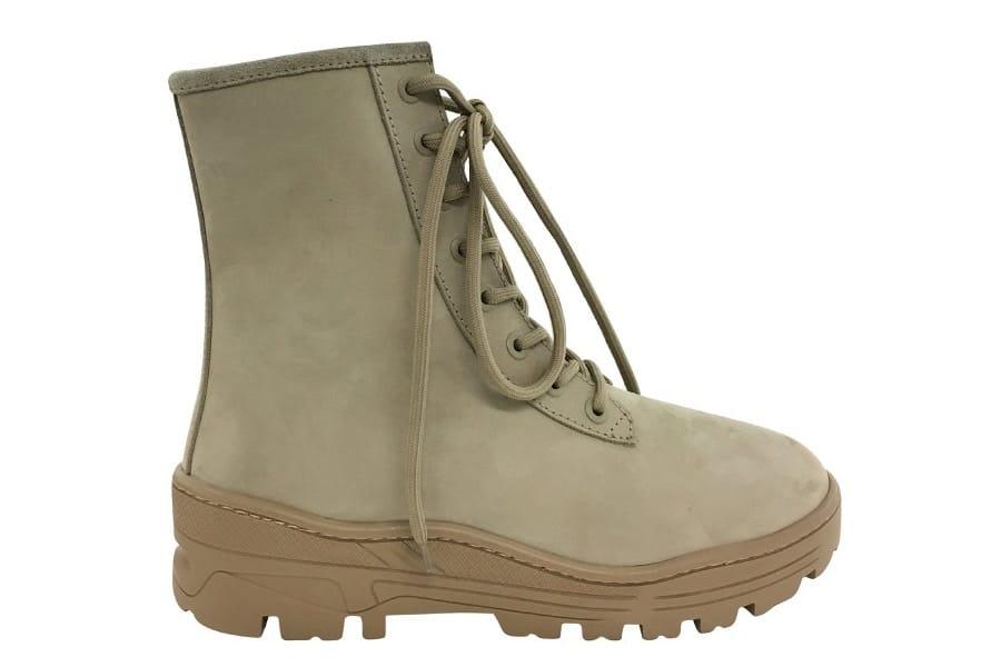 Yeezy Season 5 Military Boots