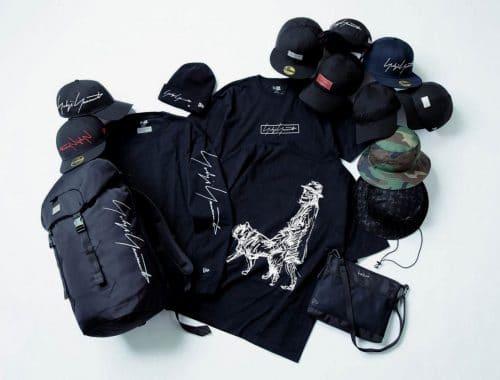 Yohji Yamamoto x New Era 100th Anniversary MASTERPIECE CAP