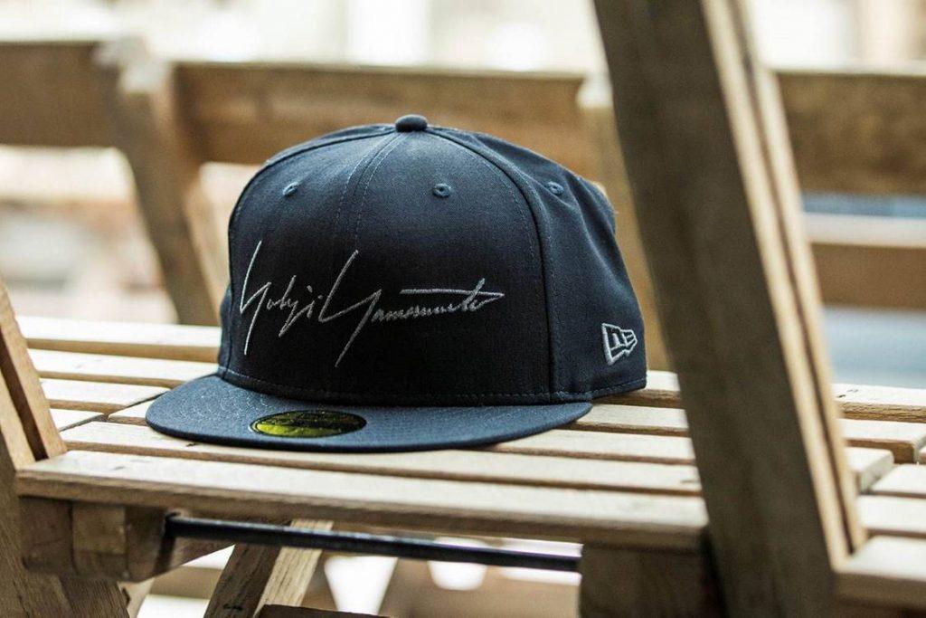 Yohji Yamamoto x New Era FW19 accessoires