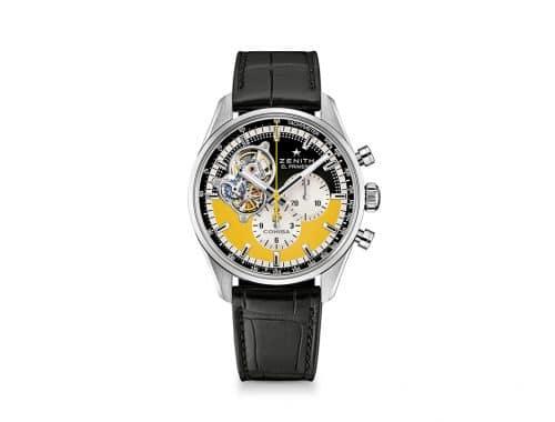 Zenith Chronomaster Open Cohiba 55th anniversary edition horloge 55 jaar cohiba cigars