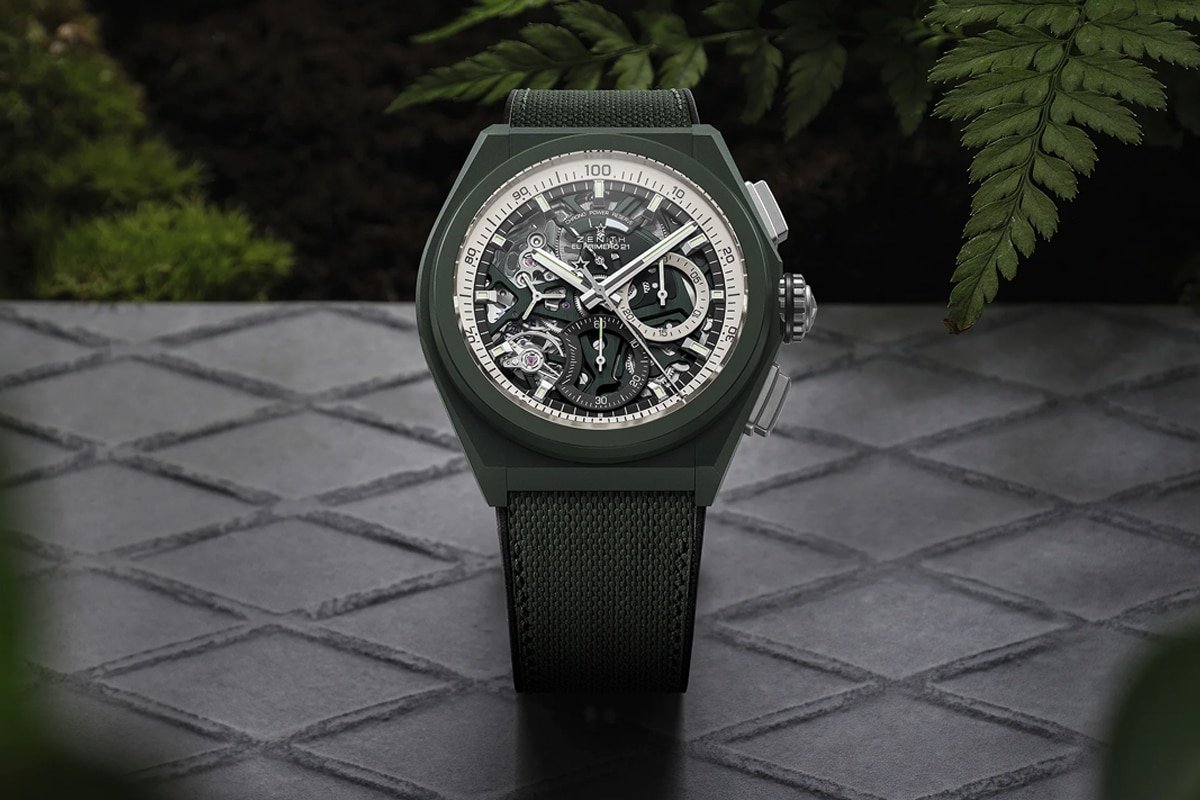Zenith Defy 21 Urban Jungle