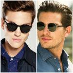 zonnebrillen trends 2017 mannen